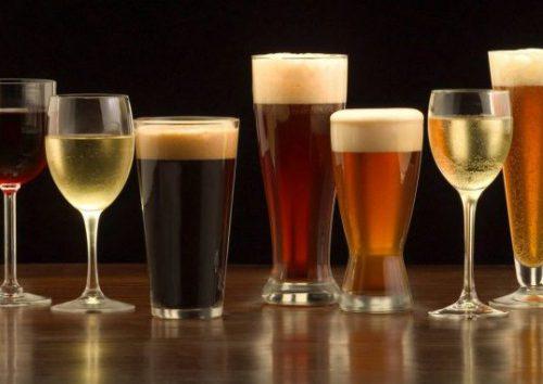 Bebidas Alcohólicas. Vino Y Cerveza: Un Problema De Salud
